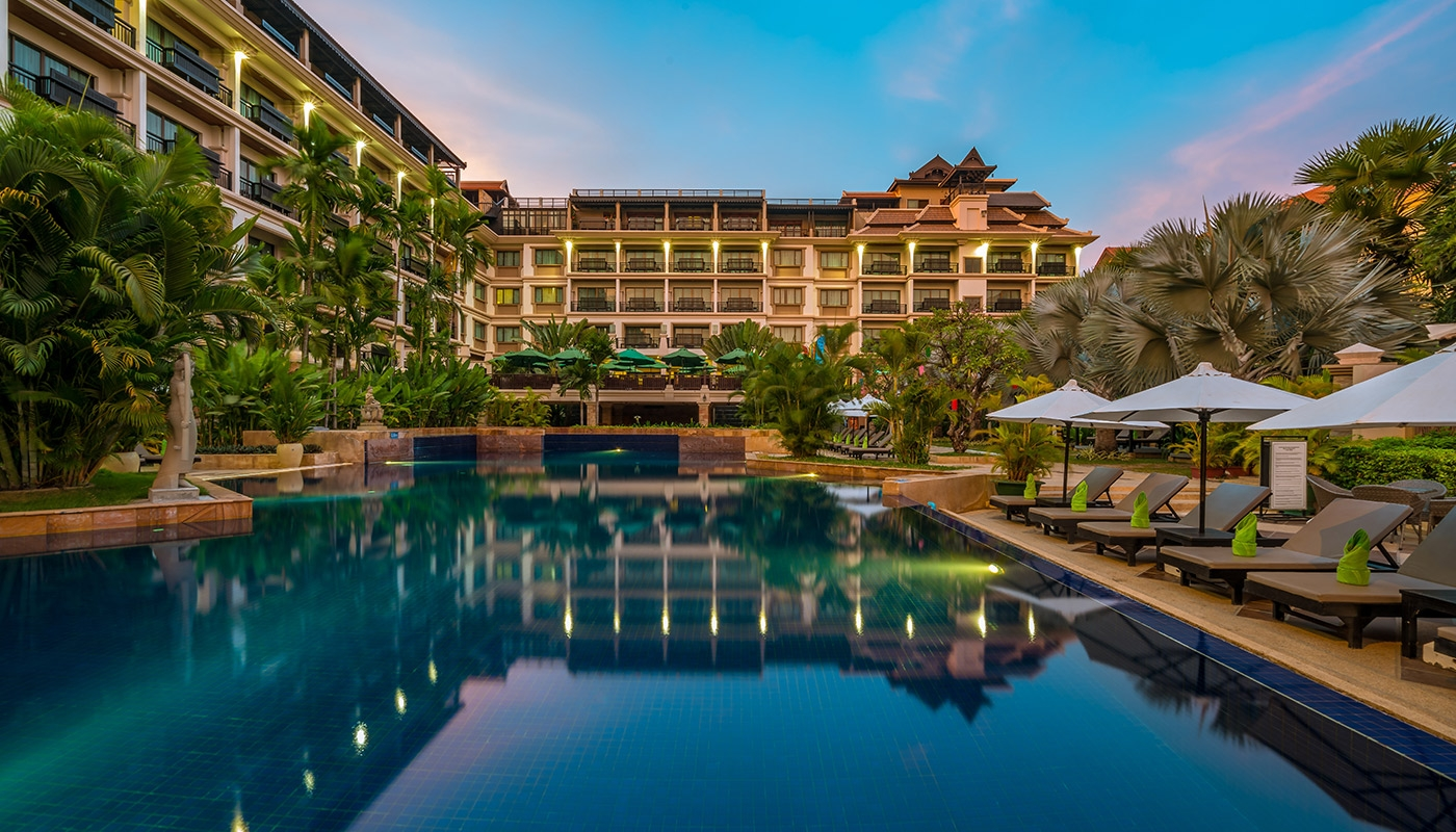 Welcome to Angkor Miracle Resort & Spa